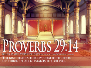Related For Bible Verses Blessing Proverbs 29:14 Throne HD Wallpaper
