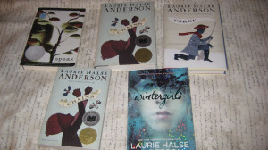 Quotes From Chains By Laurie Halse Anderson For laurie halse anderson!