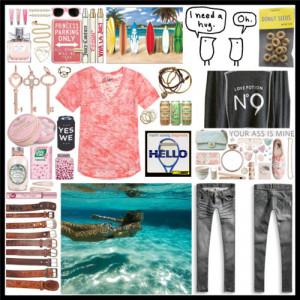 Summer 2011 by iTeenLoveQuotes featuring beach topsBeach top$108 ...