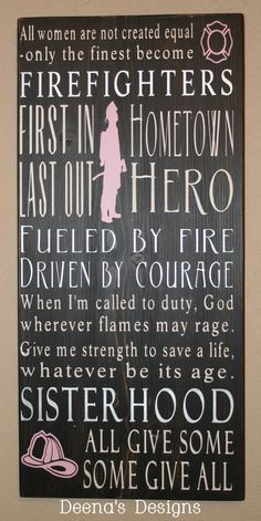 Firefighter Wife Necklace - Firefighter Girlfriend Necklace ...