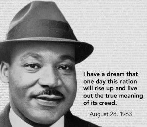 """More on the Anniversary of """"I Have a Dream"""""""