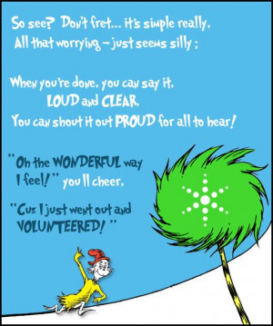 ... Volunteers Quotes, Volunteers Rhymes, School Volunteer Quotes, Cheer