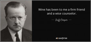 Duff Cooper Quotes