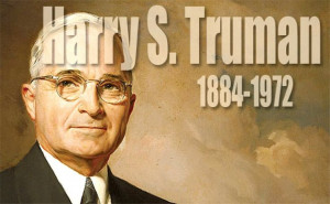 Great Quote ~Pres ~~Harry S. Truman((( It is understanding that gives ...
