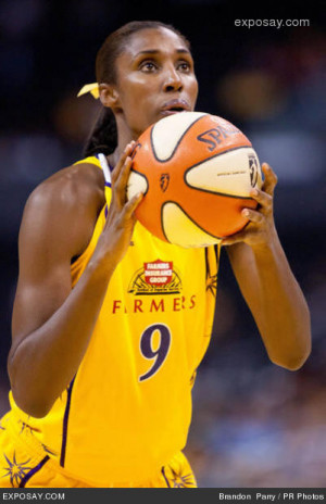 women's basketball player in the WNBA. She is a three-time WNBA ...