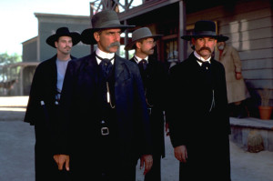 Great Mustaches of Cinema. Today we feature the cast of Tombstone ...