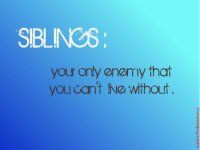 PinQuotes - siblings Pictures and Quotes for Facebook, Instagram and ...