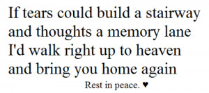 Rest In Peace Quotes For A Family Friend ~ Rip Dad on Pinterest