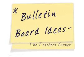 Bulletin Board Ideas by Theme