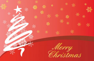 ... happy new may the spirit of christmas merry christmas greeting card