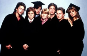... Andrew McCarthy, Demi Moore, Judd Nelson, Ally Sheedy, Mare Winningham