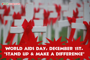 World AIDS DAY - December 1st