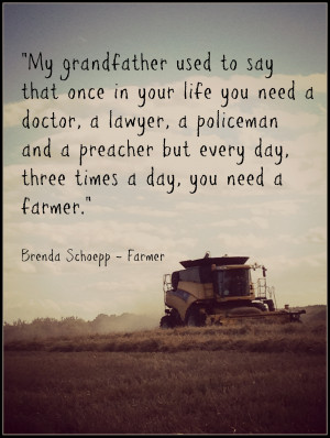 Love My Farmer Quotes