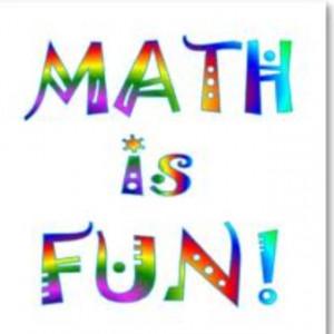 Share a positive message about math!