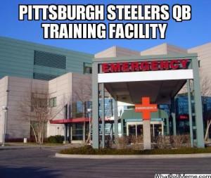 Pittsburgh Steelers QB Training Facility