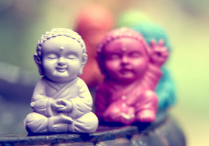 buddha, colors, photography, rainbow