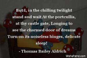 Sleep Quotes