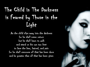 Gothic Quotes And Sayings Gothic quotes and sayings