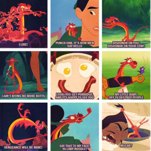 The best of Mushu - random Photo