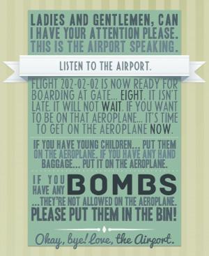 cabin pressure quotes