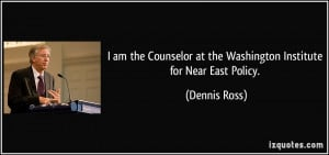 More Dennis Ross Quotes
