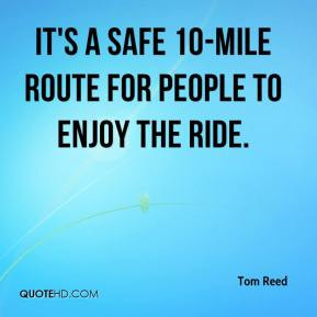 Enjoy the Ride Quotes