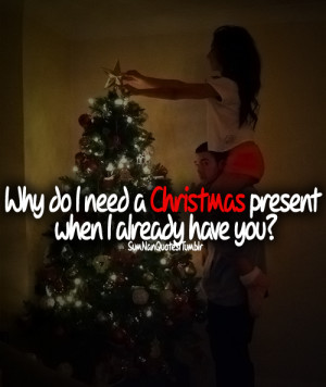 boy, christmas, couple, cute, girl, love, snow, sumnanquotes