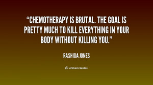 Inspirational Quotes About Chemotherapy