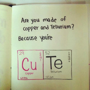 Showing Gallery For Chemistry Love Quotes