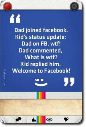 Welcome To Facebook Quotes