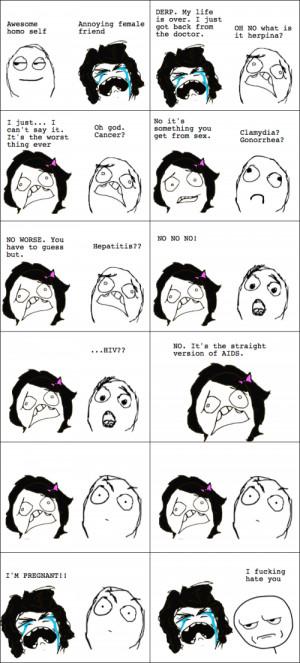 Annoying Girlfriend - Funny