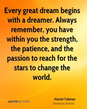Harriet Tubman Picture Quotes 3