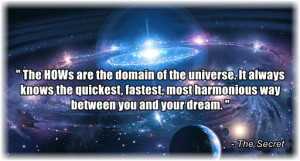 LOA Quotes from The Secret – Why isn't the Law of Attraction ...