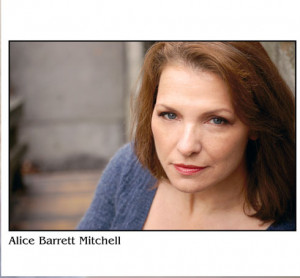 Quotes by Alice Barrett