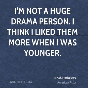 Noah Hathaway Quotes