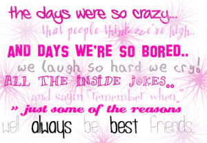 crazy best friend quotes for girls