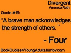 ya book quotes more ya book quotes divergent divergent quotes favorite ...
