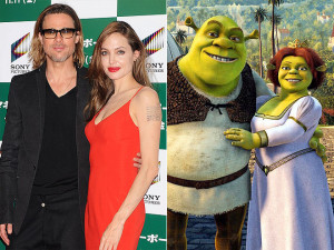 Angelina Jolie: We Have To Be Like Shrek and Fiona
