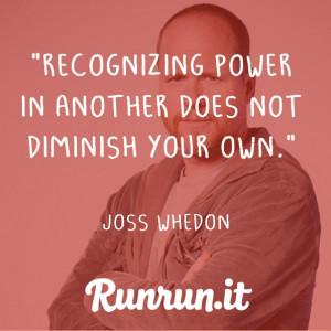 Leadership quotes – Joss Whedon