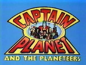 Number Ten – Captain Planet and the Planeteers (1990-1996)