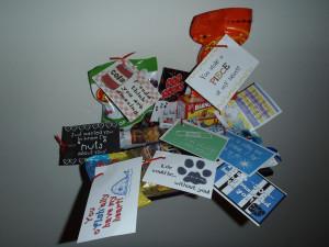 ... idea from : http://www.thedatingdivas.com/erika/quick-sweet-treats