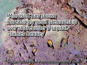 stewardship quotes stewardship quotes stewardship quotes stewardship ...