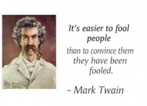 Tagged: Mark Twain Quote