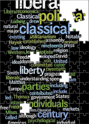Liberalism- The Terminological Theft- Classical liberal quotes
