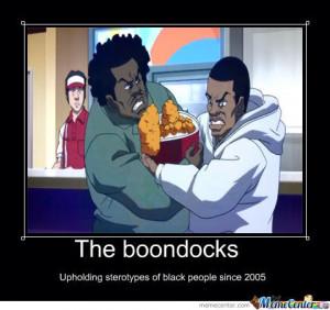 Funny Boondocks Memes