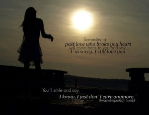 don't come back to me quotes - Căutare Google | We Heart It