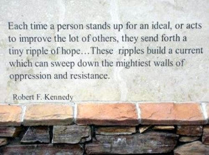 robert kennedy quotes | Robert Kennedy Quotes Ripple