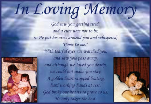 In Loving Memory Quotes Famous quotes about love