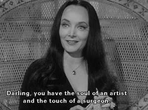 Wednesday Addams Family Quotes