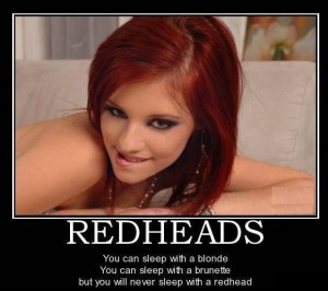 ... Details | Category: Funny Pictures // Tags: Redheads // August, 2013